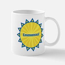 Emmanuel Sunburst Small Small Mug