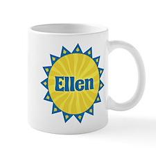 Ellen Sunburst Mug