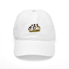 Runner Ducklings Penciled Baseball Cap