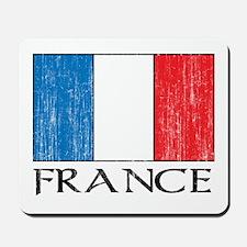 France Flag Mousepad