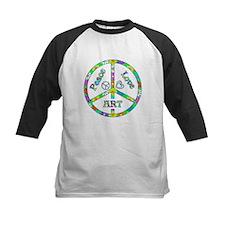 Peace Love Art Tee