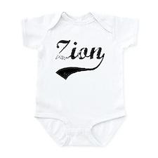 Vintage: Zion Infant Bodysuit