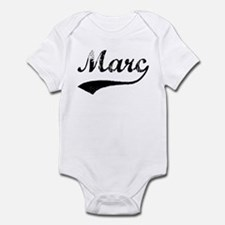Vintage: Marc Infant Bodysuit