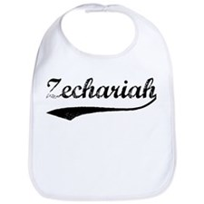 Vintage: Zechariah Bib