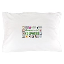 EXPERT COUPONER Pillow Case