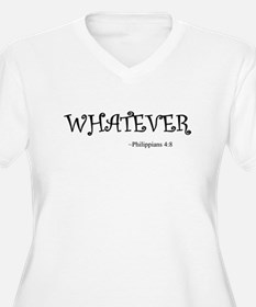 whatevertitleverse Plus Size T-Shirt