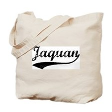 Vintage: Jaquan Tote Bag