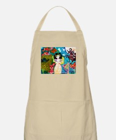 Faery Party BBQ Apron