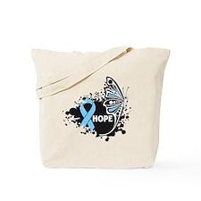 Hope Prostate Cancer Tote Bag