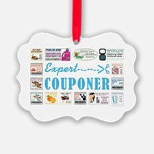 EXPERT COUPONER Ornament