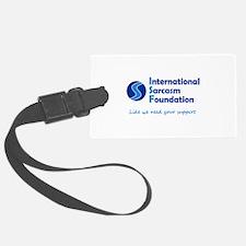 International Sarcasm Foundation Luggage Tag