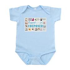 EXPERT COUPONER Infant Bodysuit