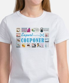 EXPERT COUPONER Women's T-Shirt