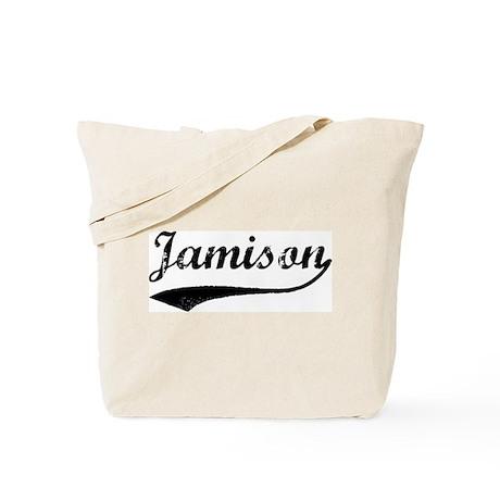 Vintage: Jamison Tote Bag