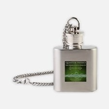 Dreams Stuff is Made Of Flask Necklace