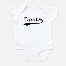 Vintage: Zander Infant Bodysuit