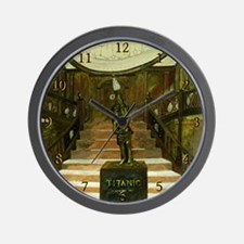 The Maiden Voyage Vintage Wall Clock