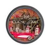 Classic car Basic Clocks