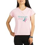 TEALkled Pink Performance Dry T-Shirt