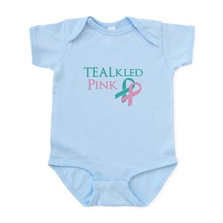 TEALkled Pink Infant Bodysuit