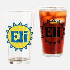 Eli Sunburst Drinking Glass
