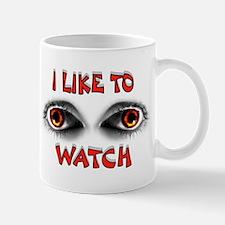 WATCHING EYES Mug