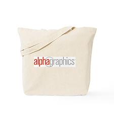 AlphaGraphics Logo Tote Bag