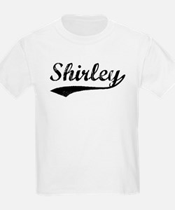 Vintage: Shirley Kids T-Shirt
