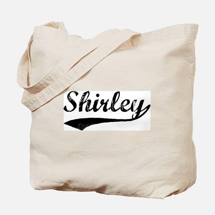 Vintage: Shirley Tote Bag