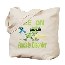 Pee on Anxiety Disorder Tote Bag