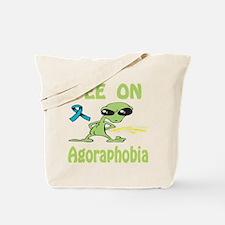 Pee on Agoraphobia Tote Bag