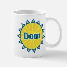 Dom Sunburst Mug