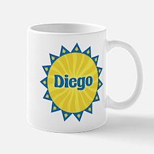Diego Sunburst Mug