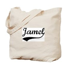 Vintage: Jamel Tote Bag