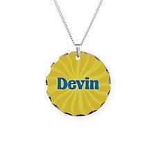 Devin Sunburst Necklace