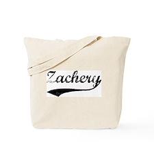 Vintage: Zachery Tote Bag