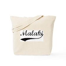 Vintage: Malaki Tote Bag