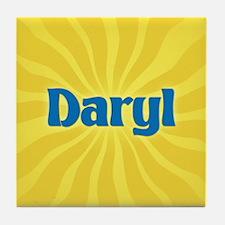 Daryl Sunburst Tile Coaster