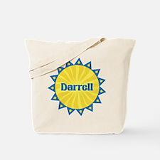 Darrell Sunburst Tote Bag