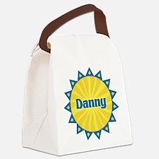 Danny Sunburst Canvas Lunch Bag