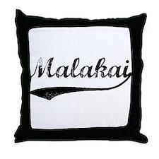 Vintage: Malakai Throw Pillow