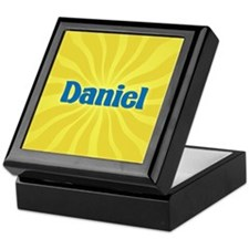 Daniel Sunburst Keepsake Box