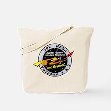 Voyager 1 & 2 Tote Bag