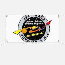 Voyager 1 & 2 Banner