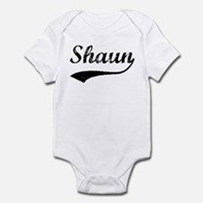 Vintage: Shaun Infant Bodysuit
