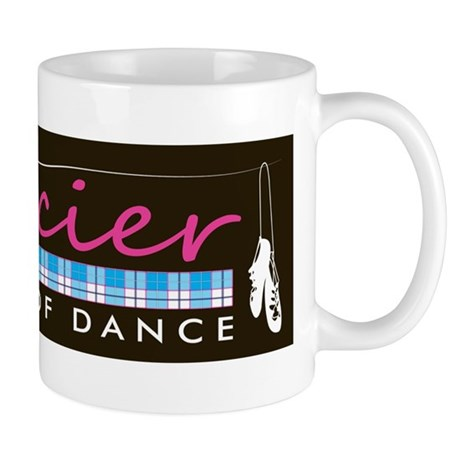 Dance logo Mercier School of Dance Mug