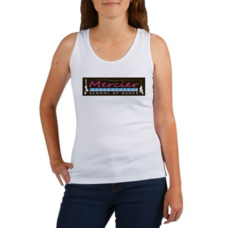 Dance logo Mercier School of Dance Women's Tank To