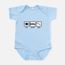 Eat, Sleep, Sing Infant Bodysuit