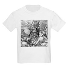 Melancolia Durer 1471-1528 Kids T-Shirt