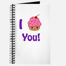 I Cupcake you Journal
